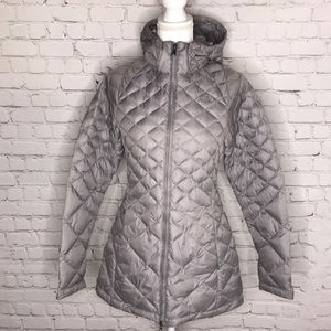The North Face 550 down coat